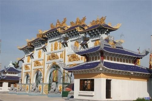 Những ngôi chùa linh thiêng nhất tại Hải Phòng - 1