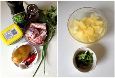 Ngày lạnh làm món sườn om khoai tây ăn cơm cực đã! 5