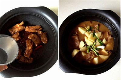 Ngày lạnh làm món sườn om khoai tây ăn cơm cực đã! 9