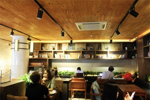 Khoai lang, ngũ cốc thành thức uống sành điệu tại Bene