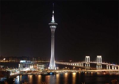 Macao - Thành phố không ngày đêm