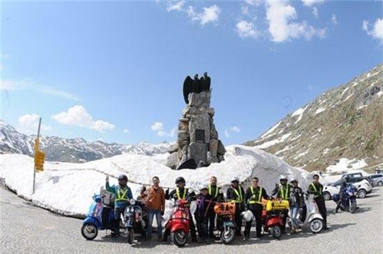Các đồ dùng thiết yếu cho dân phượt xe máy
