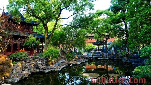Vườn cây Yuyuan
