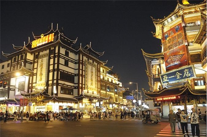 Kinh nghiệm du lịch Thượng Hải Trung Quốc từ A-Z