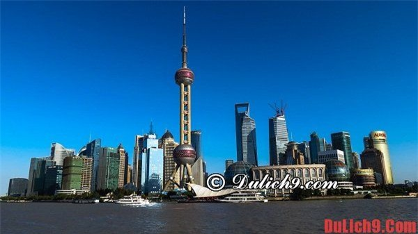 Kinh nghiệm du lịch bụi Thượng Hải